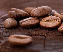 Kaffebønner