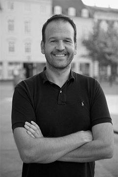 Morten Ravn - stifter af KaffeKapslen